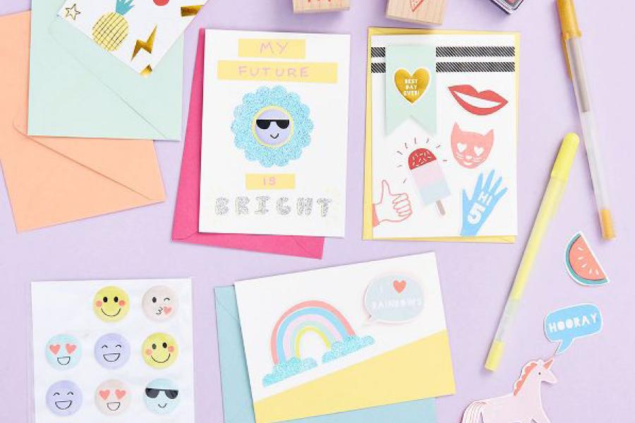 Kids Art Camps at Paper Source