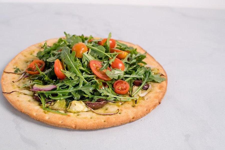 Introducing New Cauliflower Crust Pizzas at Greenleaf Gourmet Chopshop