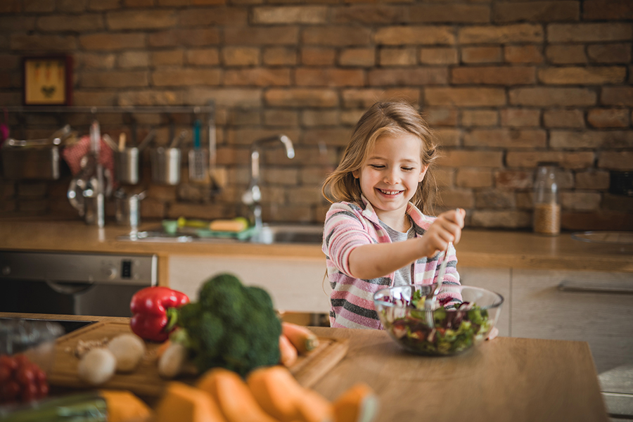 Kids Cooking Classes with Culinary Kids Academy