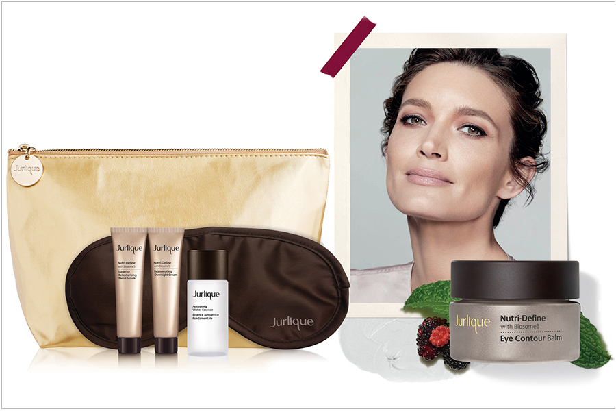New Year Gift with Purchase at Beauty Collection