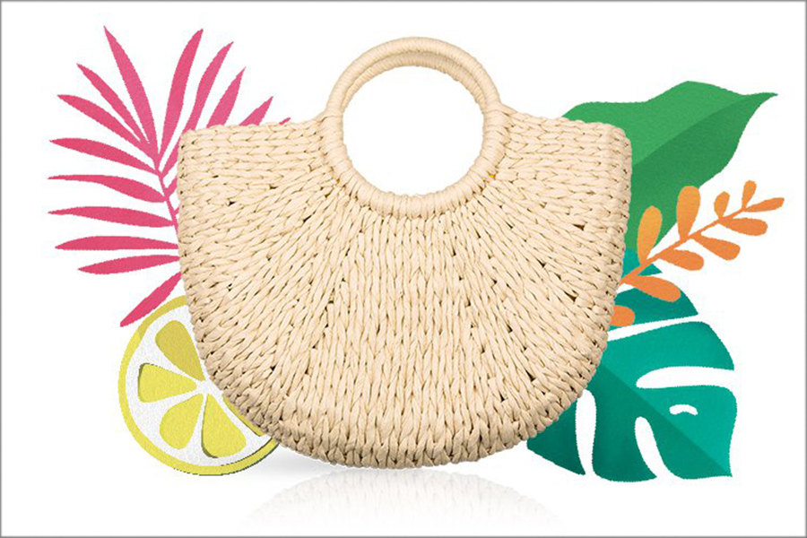 Tote Gift with Purchase at L'OCCITANE EN PROVENCE