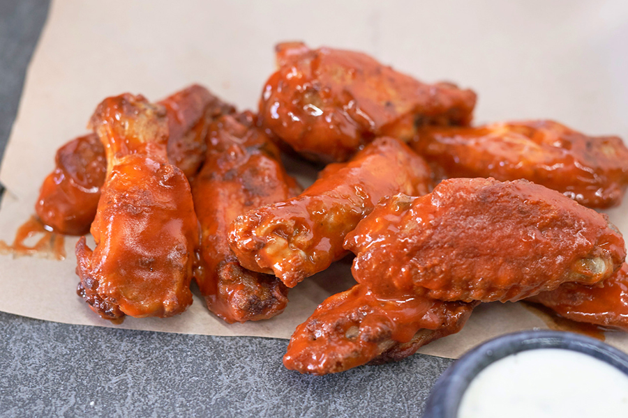 National Chicken Wing Day Deal at Fresh Brothers