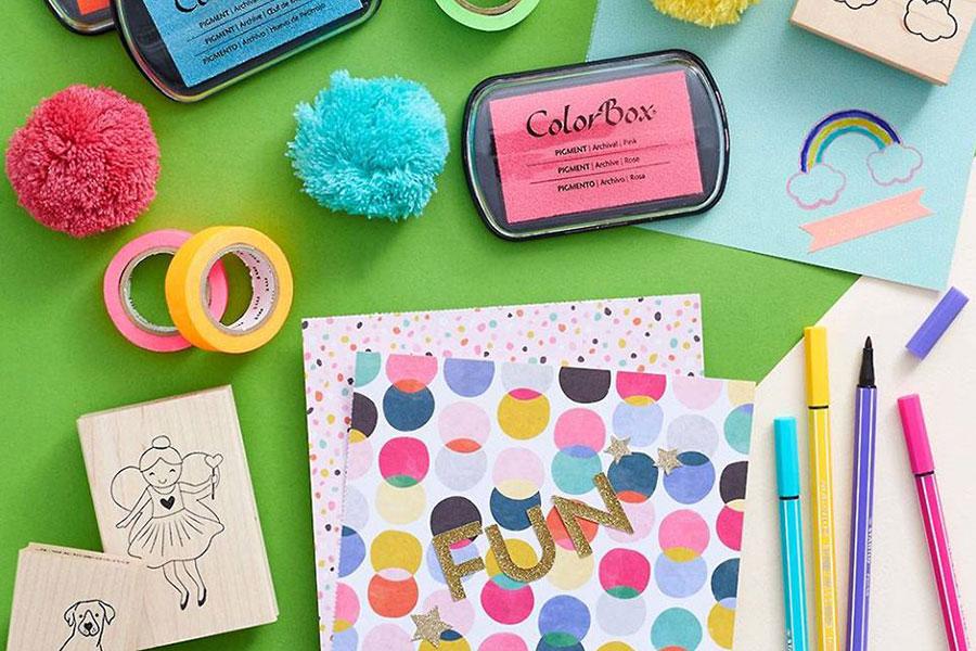 Kids' Creative Studio at Paper Source