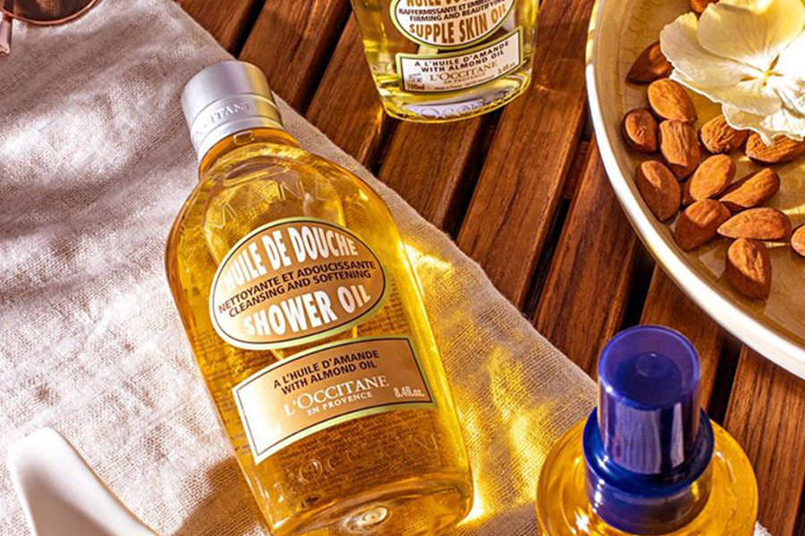 New Year Almond Collection at L'OCCITANE EN PROVENCE