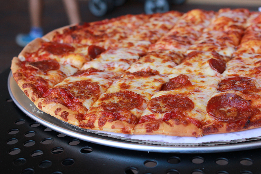 One-Day Complimentary Pizza at Fresh Brothers