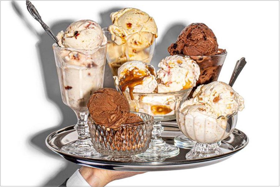 New Flavors at Jeni's Splendid Ice Creams