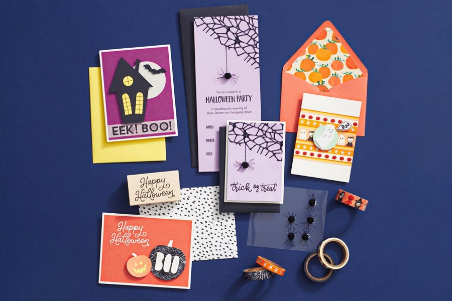 New Halloween Collection at Paper Source