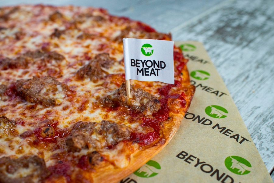 Beyond Meat Now Available at Fresh Brothers