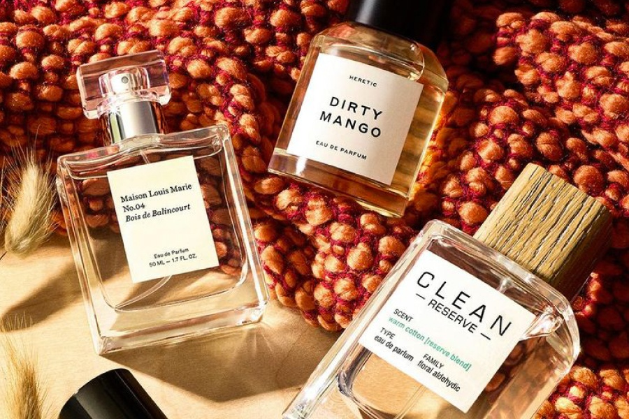 Fall Scents Now Available at Sephora