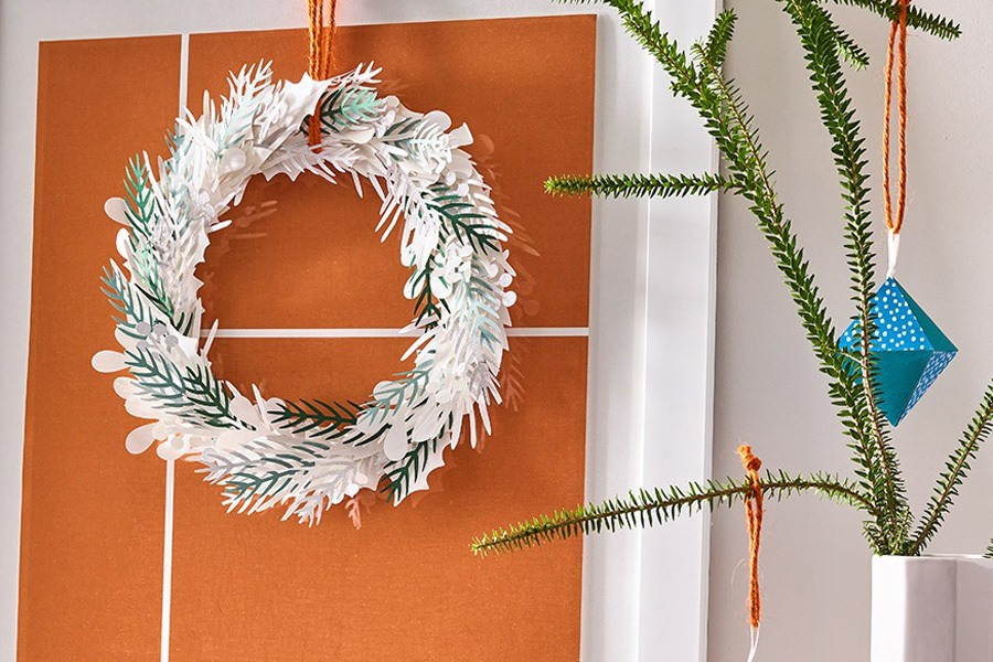 DIY Crafting Projects from Paper Source x West Elm