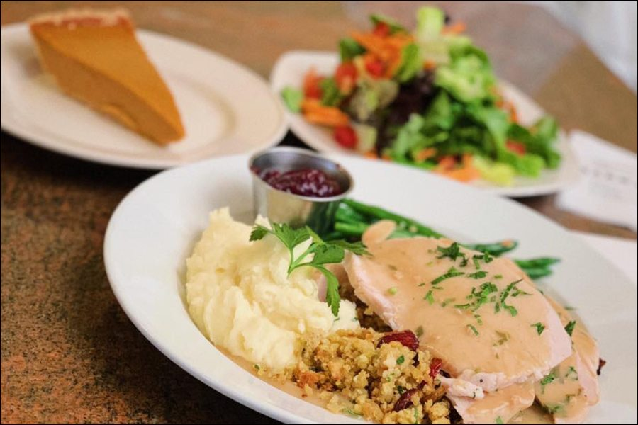 Thanksgiving Feast To-Go at Marmalade Cafe