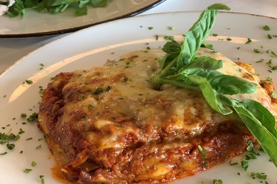 Ready-to-Cook Lasagnas at Porta Via Calabasas