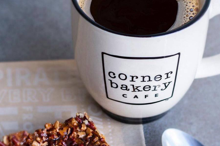 Complimentary Coffee & More at Corner Bakery Cafe