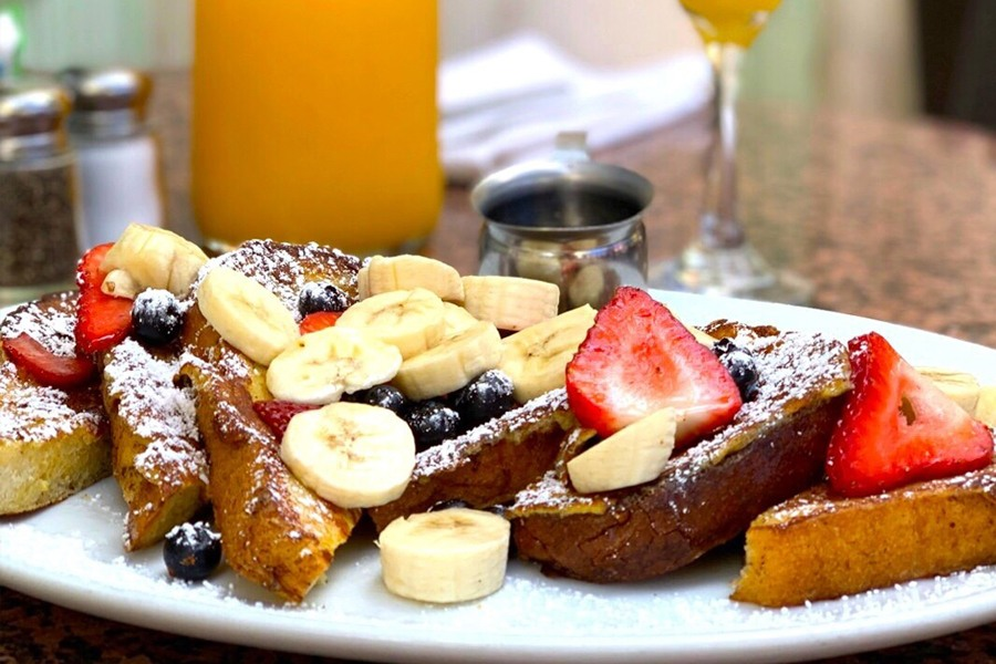 Mother's Day Weekend Brunch at Marmalade Cafe