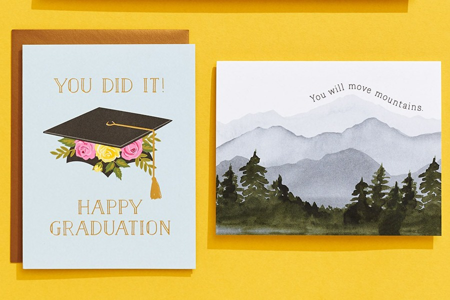 Graduation Cards at Paper Source