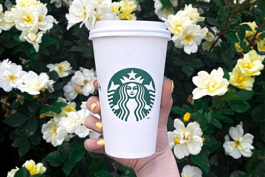 Coffee Goes Green at Starbucks Coffee